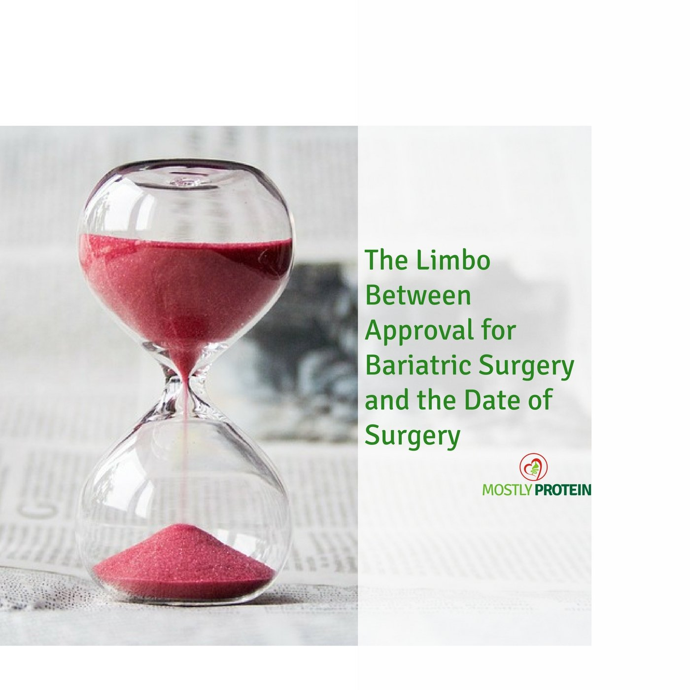 The Limbo Between Approval for Bariatric Surgery and the Day of Surgery